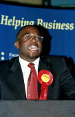 David Lammy PM, Tottenham count, General Election. - Jess Hurd - 07-06-2001