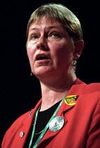Tina Downes NATFHE. TUC Conference 2001 Brighton - Jess Hurd - 11-09-2001