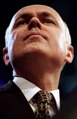 Iain Duncan Smith Conservative Party Leader addresses Conference, Blackpool. - Jess Hurd - 10-10-2001