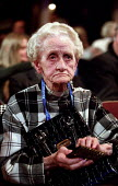Financial appeal Conservative Party Conference, Blackpool. - Jess Hurd - 2000s,2001,adult,adults,age,ageing population,appeal,Conference,conferences,elderly,female,MATURE,OAP,OAPS,old,Party,Pensioner,PENSIONERS,people,person,persons,POL Politics,UK,woman,women