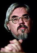 Paul Mackney NATFHE addresses NUT teachers rally for an increase in the London Allowance. - Jess Hurd - 14-03-2002