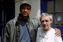 Satpal Ram and Paddy Hill of the Birmingham Six - Jess Hurd - 19-06-2002
