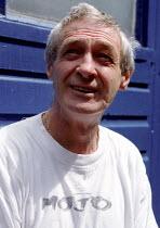 Paddy Hill of the Birmingham Six at Mojo campaign HQ. - Jess Hurd - 19-06-2002