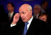 Iain Duncan Smith, Conservative Party Conference, Bournemouth. - Jess Hurd - 07-10-2002