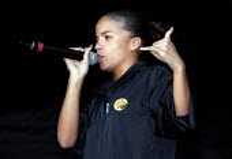Ms Dynamite plays Love Music Hate Racism Anti Nazi League carnival in Manchester. - Jess Hurd - 2000s,2002,ACE arts culture & entertainment,activist,activists,Anti Racism,BAME,BAMEs,bigotry,Black,BME,bmes,CAMPAIGN,campaigner,campaigners,CAMPAIGNING,CAMPAIGNS,dance,DANCER,DANCERS,dancing,DEMONSTR
