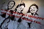 Banksy Exhibition, Dalston, East London. - Jess Hurd - 18-07-2003