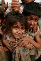 Street kids. Mumbai, India. - Jess Hurd - 23-01-2004