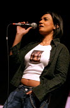 EastEnders actress at Unite Against Fascism Launch Rally, London Astoria. - Jess Hurd - 2000s,2004,ACE culture & entertainment,activist,activists,actress,actresses,Against,Anti Racism,bigotry,CAMPAIGN,campaigner,campaigners,CAMPAIGNING,CAMPAIGNS,DEMONSTRATING,demonstration,DEMONSTRATIONS