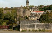The disused prison Bodmin Jail. Built in 1778 by Napoleonic prisoners, the 18th century prison closed in 1927. It is now a tourist attraction and charts the history of execution and torture, the last... - Jess Hurd - 11-05-2004