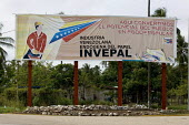 Workers at Invepal paper factory which is being run as a co-op after an occupation against its owners. The factory is 51 owned by the state and 49 workers. Moron, Bolivarian Republic of Venezuela. - Jess Hurd - 2000s,2006,against,americas,Bolivarian,capitalism,capitalist,chavista,chavistas,cooperative,co-operative,cooperatives,co-operatives,EBF,EBF Economy,Economic,Economy,employee,employees,Employment,FACTO