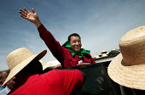 Hugo Chavez and the Bolivarian mission Venezuela 2002
