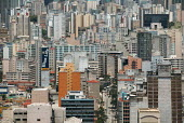 The sprawling industrial City of Sao Paulo, Brazil - Jess Hurd - 09-02-2005