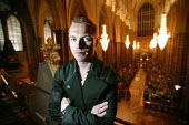 Ronan Keating singer performs at the Wake Up to Trade Justice event at Westminster Abbey. - Jess Hurd - 2000s,2005,activist,activists,campaign,campaigner,campaigners,campaigning,CAMPAIGNS,DEMONSTRATING,demonstration,DEMONSTRATIONS,EQUALITY,excluded,exclusion,HARDSHIP,history,impoverished,impoverishment,