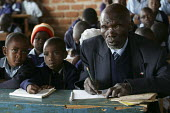 The oldest primary school pupil in the world, who is 76 joined school in Eldoret when primary education was declared free in Kenya. Kapkenduywa Primary School. ActionAid Get on Board campaign. The Job... - Jess Hurd - 06-05-2005