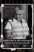 Missing persons posters in the vicinity of the London bombings at Kings Cross Station. - Jess Hurd - 14-07-2005