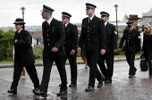 The funeral of Anthony Walker who was killed in a racist attack in Liverpool. - Jess Hurd - 25-08-2005