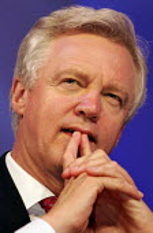 David Davis MP, Conservative Party Conference, Blackpool - Jess Hurd - 05-10-2005