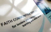 Faith Communities Toolkit produced by the Centre for Excellence in Leadership and launched at the Annual Conference of the National Ecumenical Agency in FE (NEAFE) and the faiths in FE Forum (FiFEF).... - Jess Hurd - 09-01-2006