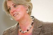 Lynne Sedgmore CBE Chief Exec of CEL at the Annual Conference of the National Ecumenical Agency in FE (NEAFE) and the faiths in FE Forum (FiFEF). Leadership in a Pluralist Society - helping colleges r... - Jess Hurd - 13-01-2006