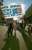 NHS Together day of action East London march and rally. - Jess Hurd - 2000s,2007,activist,activists,against,AMICUS,CAMPAIGN,campaigner,campaigners,CAMPAIGNING,CAMPAIGNS,cuts,DEMONSTRATING,demonstration,DEMONSTRATIONS,London,member,member members,members,national health