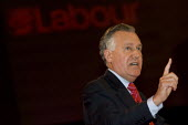 Peter Hain MP. Labour Party Conference, Bournemouth 2007. - Jess Hurd - 25-09-2007