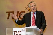 Peter Hain MP, TUC Conference, Brighton 2007. - Jess Hurd - 11-09-2007