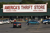 Americas Thrift Store. Birmingham, Alabama, USA. Providing funding for local Christian charities. Low priced goods for the poor. - Jess Hurd - 17-06-2008