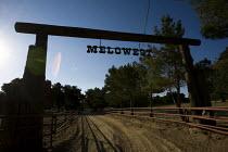 Melowest Wild West ranch San Diego, California. USA. - Jess Hurd - 05-07-2008