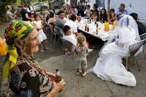 Roma Gypsy wedding in Rome, Italy. - Jess Hurd - 27-07-2008