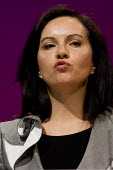 Caroline Flint MP. Labour Party Conference. Manchester. - Jess Hurd - 23-09-2008