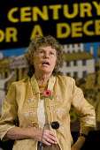 Kate Hoey MP. National Pensioners Convention annual lobby of Parliament. Trade union members and pensioners join together to lobby for a better state pension. Westminster, London. - Jess Hurd - 2000s,2008,activist,activists,adult,adults,AGE,ageing population,CAMPAIGN,campaigner,campaigners,CAMPAIGNING,CAMPAIGNS,DEMONSTRATING,DEMONSTRATION,demonstration trade union,DEMONSTRATIONS,ELDERLY,FEMA