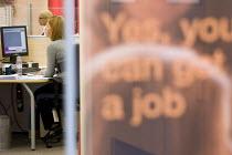 Job Centre Plus, Newham, East London. - Jess Hurd - 2000s,2008,agency,benefit,benefits,cities,city,employee,employees,Employment,job,Jobcentre Plus,jobless,jobs,jobseeker,jobseekers,LAB,LAB LBR Work,LBR,look,looking,male,man,Marginalised,men,people,per