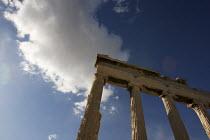 Details of the Parthenon on the Acropolis of Athens. Greece - Jess Hurd - 24-12-2008