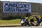 Occupation of the Vestas wind turbine plant, for green jobs, Isle of Wight - Jess Hurd - 2000s,2009,activist,activists,alternative energy,CAMPAIGN,campaigner,campaigners,CAMPAIGNING,CAMPAIGNS,climate,Climate Change,CLOSED,closing,closure,closures,DEMONSTRATING,demonstration,DEMONSTRATIONS