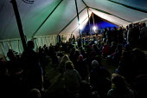 Mass meeting. Climate Camp on Blackheath. South East London. - Jess Hurd - 2000s,2009,action,activist,activists,against,anti,Camp,CAMPAIGN,campaigner,campaigners,CAMPAIGNING,CAMPAIGNS,camps,capitalism,capitalist,Climate,Climate Change,democracy,DEMONSTRATING,DEMONSTRATION,DE