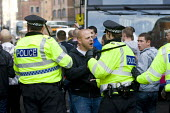 English Defence League march in Leeds - Jess Hurd - 31-10-2009