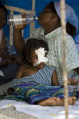 Haiti earthquake. - Jess Hurd - 18-01-2010