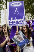 Take Back Parliament protest, Demo for Democracy. Campaign for proportional representation. Westminster. - Jess Hurd - 15-05-2010