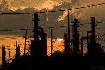 BOC Natural Gas refinery, New Orleans, Louisiana. USA. - Jess Hurd - 22-08-2010