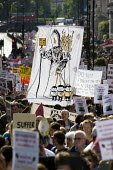 Protests against the visit of Pope Benedict XVI. London. - Jess Hurd - 18-09-2010