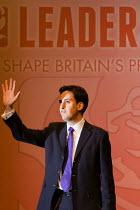 Ed Miliband is elected Labour Leader, Labour Party Conference. Manchester. - Jess Hurd - 2010,2010s,Labour Party,Leader,mp,mps,Party,POL Politics,politician,politicians