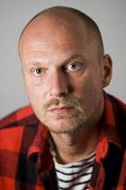 Video journalist Jason N. Parkinson. London. - Jess Hurd - 12-08-2011