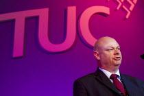 Steve Gillan POA. TUC London. - Jess Hurd - 12-09-2011