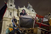 Occupy LSX eviction, St. Pauls Cathedral. London. - Jess Hurd - 28-02-2012