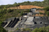 Closed and abandoned coal mine in Castilla. Northern Spain. - Jess Hurd - 18-06-2012