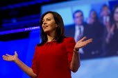 Caroline Flint MP. Labour Party Conference 2012, Manchester. - Jess Hurd - 01-10-2012
