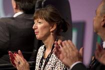 Frances O'Grady TUC General Secretary elect. TUC 2012 Brighton. - Jess Hurd - 12-09-2012