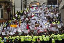 National Student Demonstration - Educate, Employ, Empower. London. - Jess Hurd - 21-11-2012