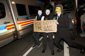 London joins a worldwide day of protests and cyber attacks against governments, banks and security firms has been launched by Hacker collective Anonymous to mark Guy Fawkes Day. March from Trafalgar S... - Jess Hurd - 05-11-2012