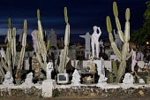 El Paraiso de los Recuerdo, Paradise of Memories. Lanzarote, Canary Islands. - Jess Hurd - &,2010s,2013,ACE,art,arts,artwork,artworks,belief,broken,cacti,cactus,carved,carvings,cemeteries,cemetery,childhood,collection,collections,COMMEMORATE,COMMEMORATING,commemoration,COMMEMORATIONS,commem